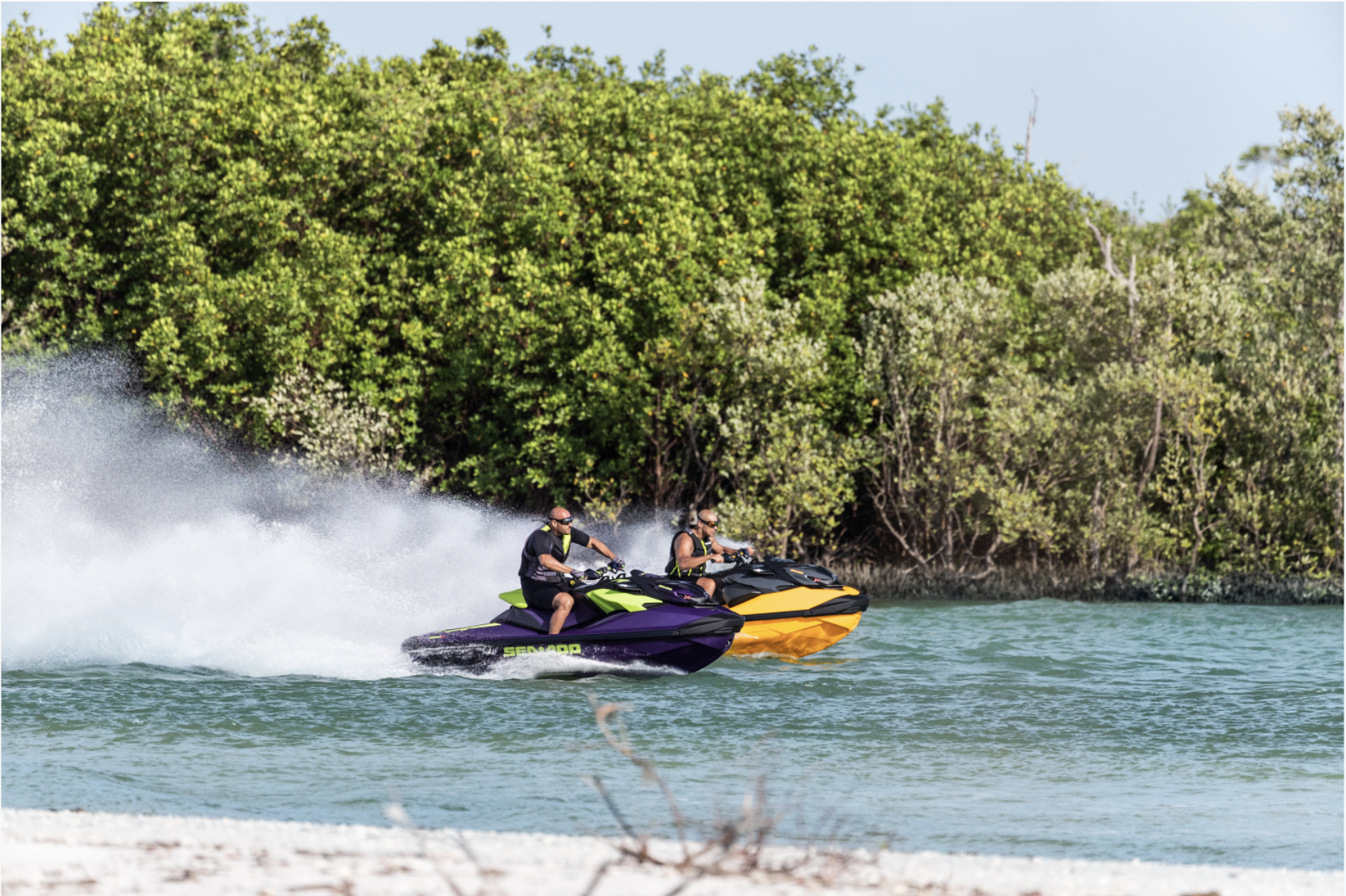SEA-DOO DEMO DAY - 20.03.21